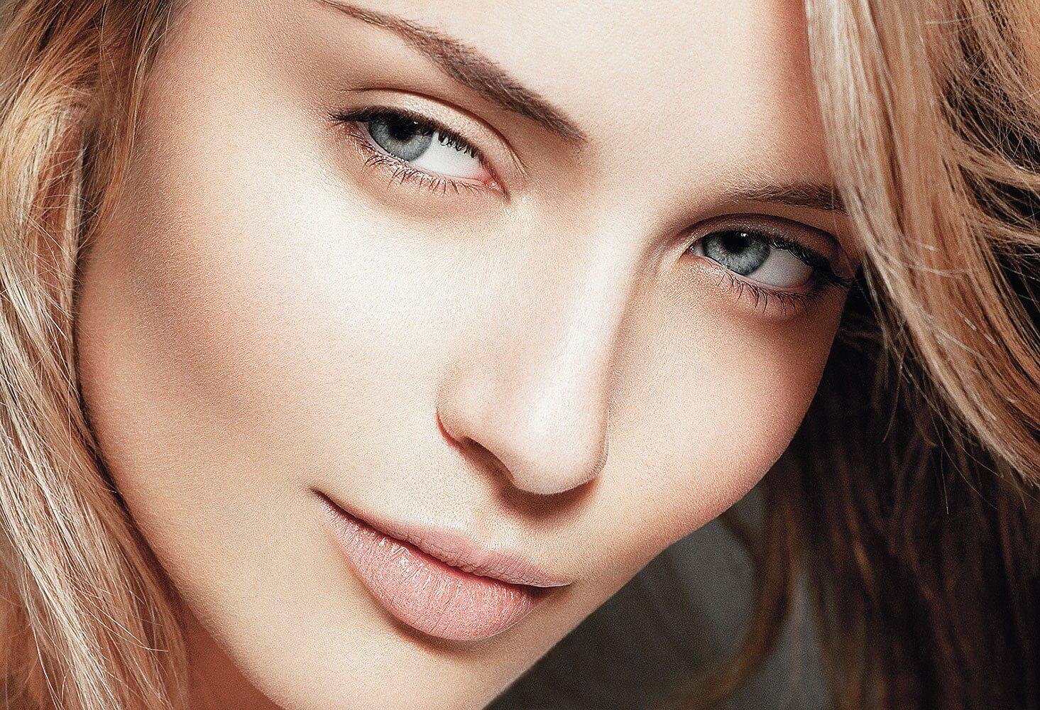 Как сохранить молодое и красивое лицо во время похудания. Худеем легко без диет и тренировок.