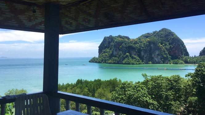 Есть ли дешевое жилье на полуострове Рейли (Railay, Краби, Таиланд)? Часть 1: хостел Blanco Hideout Railay (ex. Last Bar Seaview Resort Railay).