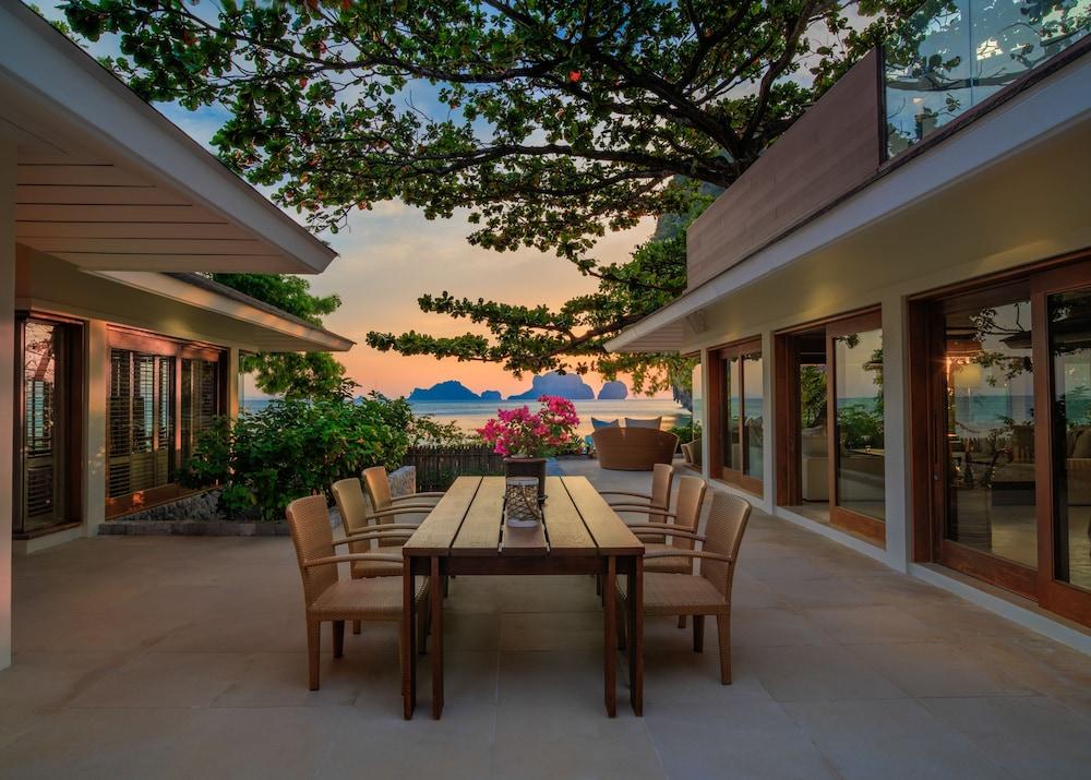 Самые дорогие и шикарные отели на полуострове Рейли (Railay). Краби. Таиланд.